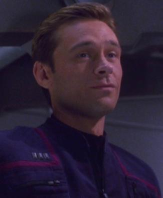 Commander Tucker is from Texas