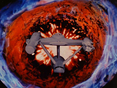 In the episode 'The Doomsday Machine', what stardate was it when the U.S.S. Constellation first encountered the Planet Killer?