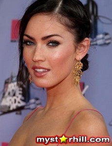 megan fox her boyfriend Brian&#39;s name on her 