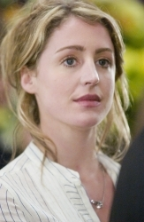 Flora Montgomery has played which character?