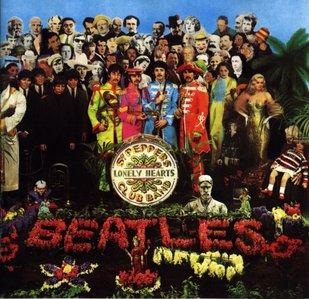 Where does Sgt. Pepper's Lonely Hearts Club Band stand in all time record sales?
