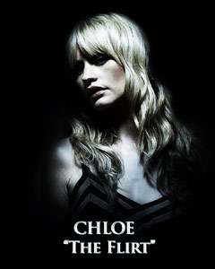 Where did Chloe get kidnapped?