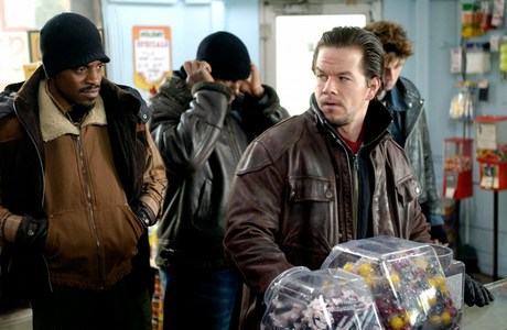 Almost all of Mark Wahlberg's lines were improvised.
