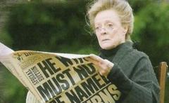 When is Minerva McGonagall's birthday?