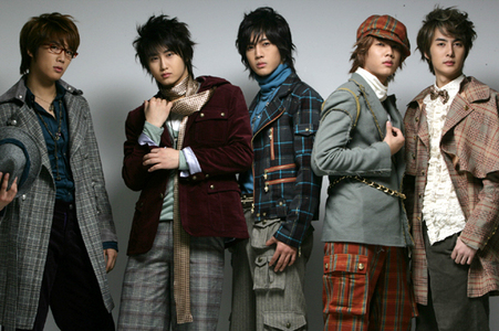 When you hear people talking about glaciers, who in SS501 will come to your mind?