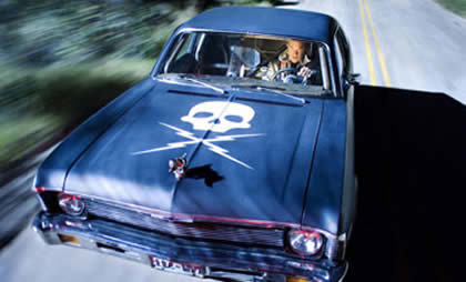 CAR CHASE : Which movie is this picture from ?