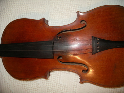 What kind of violin is this?