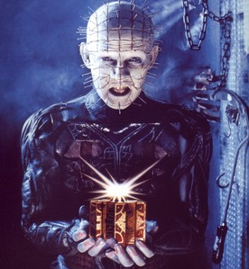 Who played Pinhead in Hellraiser?