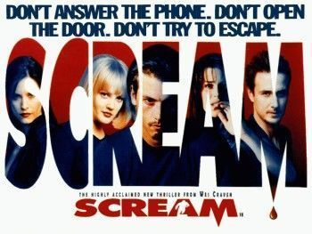 Who was the Killer in Scream?