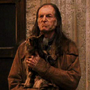 What is Filch first name?