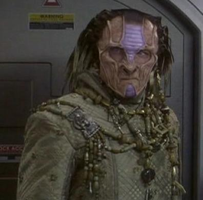 Star Trek species: He is a/an _________