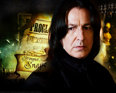 Harry Potter and the Chamber of Secrets (Movie): Severus Snape's first line?