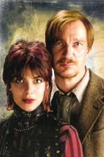 What is Lupin and Tonks baby's name?