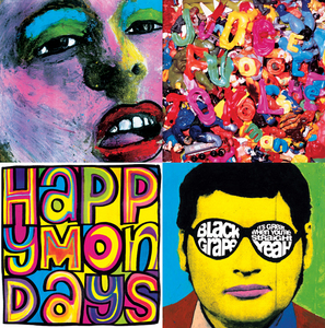 SIBLINGS IN BANDS - Happy Mondays?