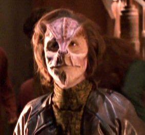 Star Trek species: He is a ___________