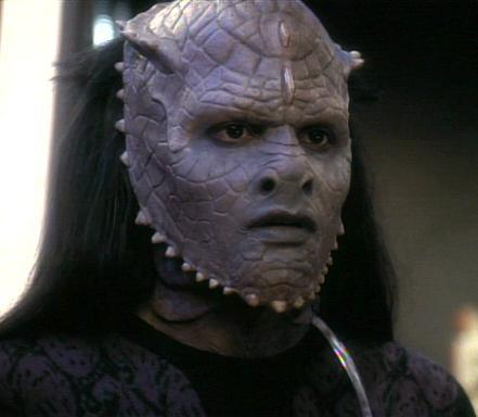 Star Trek species: He is a __________