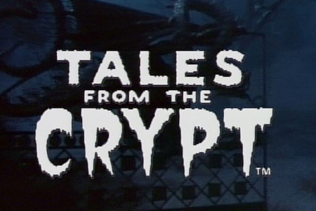 What is the Tales From the Crypt series based on?