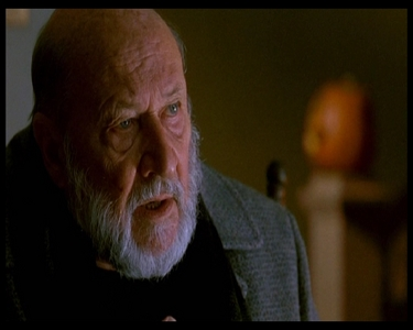 Who does Donald Pleasence play in Halloween?