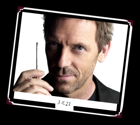 "3x21: House - ""Patient's parents apparently don't wanna be ___________ anymore"""