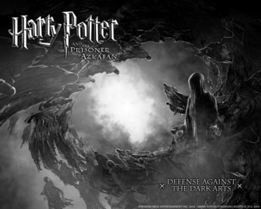 Harry Potter and the Prisioner of Azkaban (Movie): Severus Snape&#39;s first line?