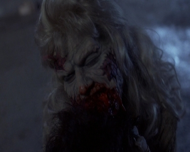 In Return of the Living Dead: What do the Zombies Say?