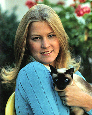 Which US President's daughter had a siamese cat named Shan?