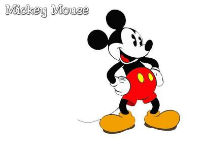 First appearance of Mickey in his current design. Which movie ?