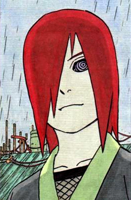 what is the name of nagato`s eyes?