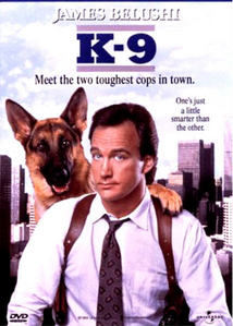 How did Jerry Lee as he was called in the film, K-9 die in real life?