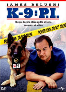 In the movie, K-9, what is Jerry Lee's real name in real life?
