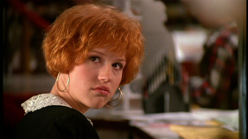 Which Molly Ringwald movie?