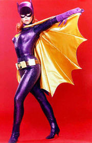 Who played Batgirl in Batman the 60's tv series?