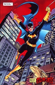 Batgirl (I) secret identity?