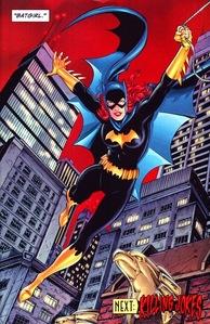 Batgirl (I) secret identity?