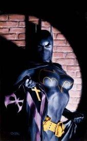 Batgirl (II) secret identity?