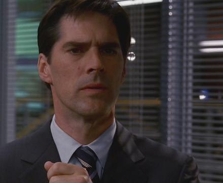 What does Hotch say to Garcia?