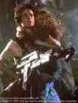 For her role as Warrant Officer Ripley in Aliens, Sigourney Weaver was nominated for an Oscar.
