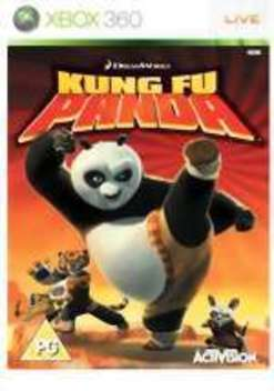 The villain in KUNG FU PANDA is