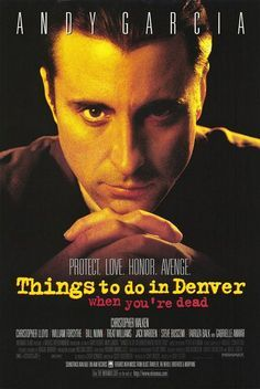 In 'Things To Do In Denver When You're Dead' (1995) what is Dagney's surname?
