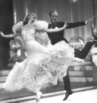 What was Fred Astaire's nickname for Ginger Rogers?