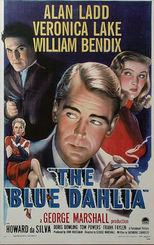 In 'The Blue Dahlia' (1946) what is the name of the hotel where Eddie Harwood lives?