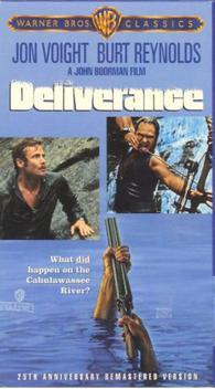 In 'Deliverance' (1972) what are the names of Drew's sons?