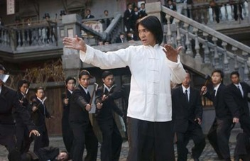 In Kung Fu Hustle (2004) what technique does Sing employ to finally defeat The Beast?