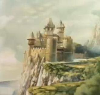 Which Princess lives in this castle?