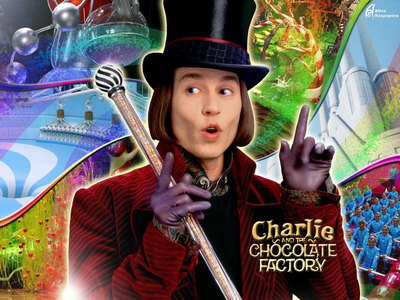 who played Willy Wonka in the second film version of Charle and the Chocolate factory?