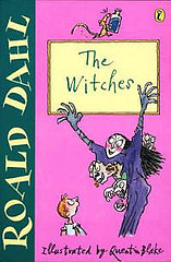 in te book the Witches, what did the Grand High Witch turn the boy into?