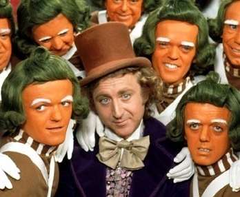 in Charlie and the chocolate factory,Where are the Oompa-Loompas from?