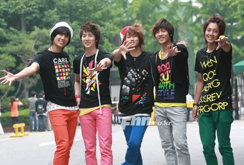 in ss501 who is the one is with sense of humour?? XD