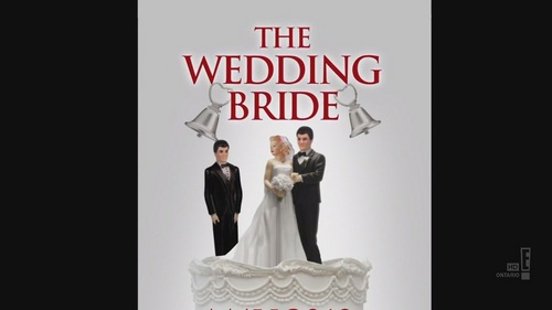 When does Tony's movie The Wedding Bride come out?