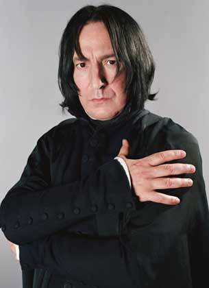 Harry Potter and the Order of the Phoenix: Severus Snape's first line?